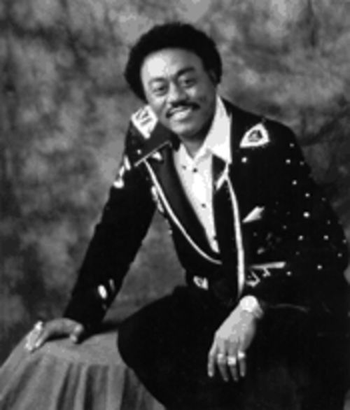 The late Johnnie Taylor is one of the stars of Chitlin Circuit Soul.