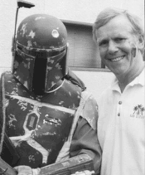 Jeremy Bulloch: the man with two faces
