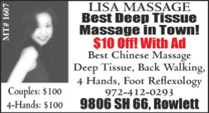 Lisa Massage