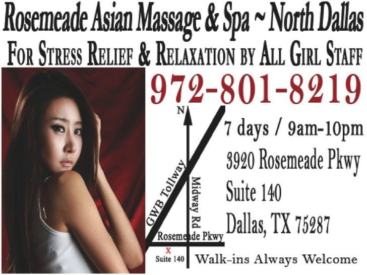 Rosemeade Asian Spa