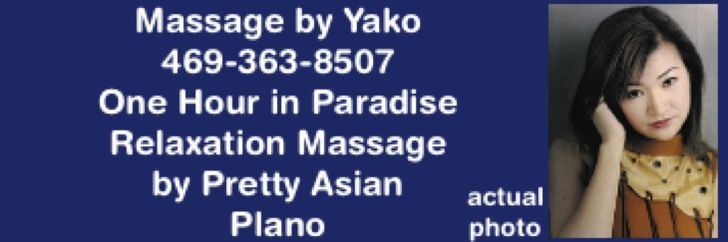 Lisa Chang Proxy / Uptown Massage