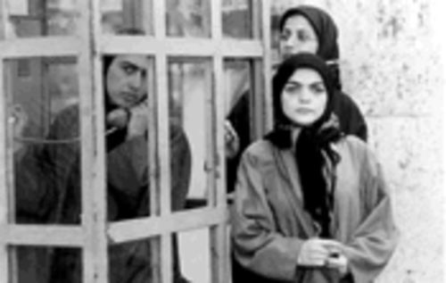 Circle unbroken: Director Jafar Panahi examines the plight of women in Iran.