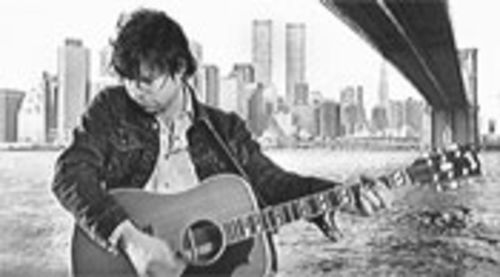 "Ryan Adams' video for ""New York, New York"" was filmed September 7 and debuted days after the terrorist attacks on New York and Washington, D.C."