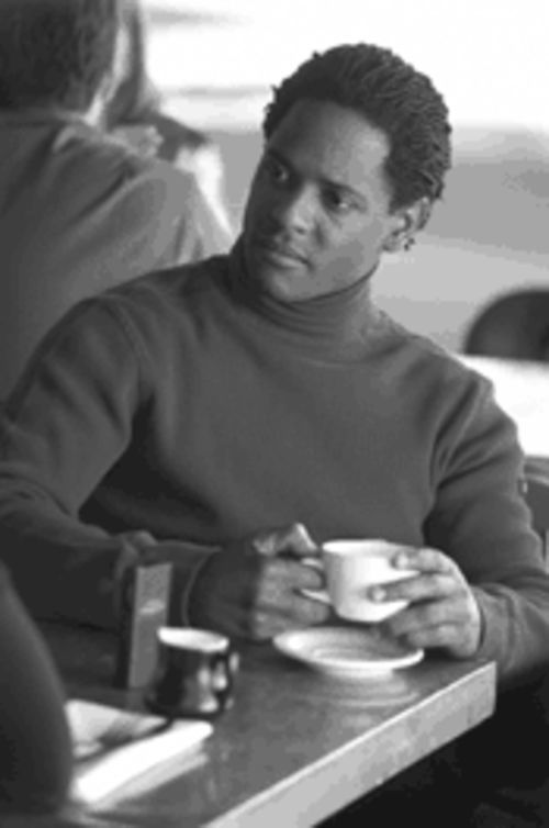 Laying down the (L.A.) Law:  Blair Underwood gives Hollywood a bad rap in Full Frontal.