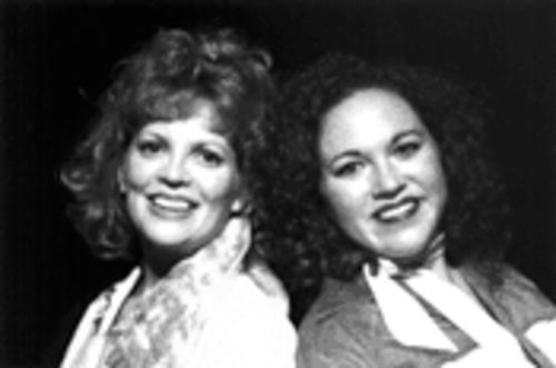 Sweet scenes: Deborah Jolly and Jenny Thurman appear in a Patsy Cline bio short on depth but long on musical talent.