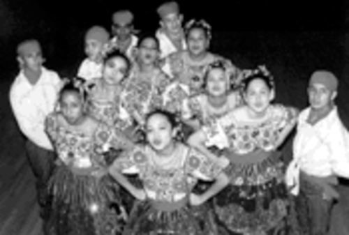 Not the Nutcracker: Anita N. Martinez Ballet Folklorico