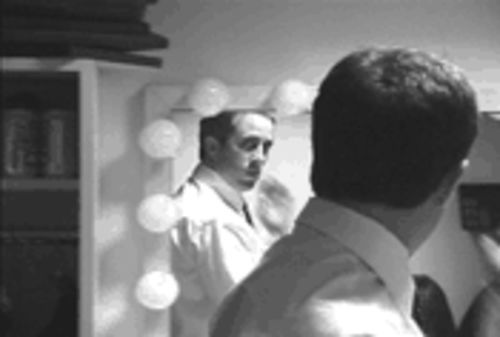 Mirror, mirror: Jerry Seinfeld opens up--a little bit--in the documentary Comedian.