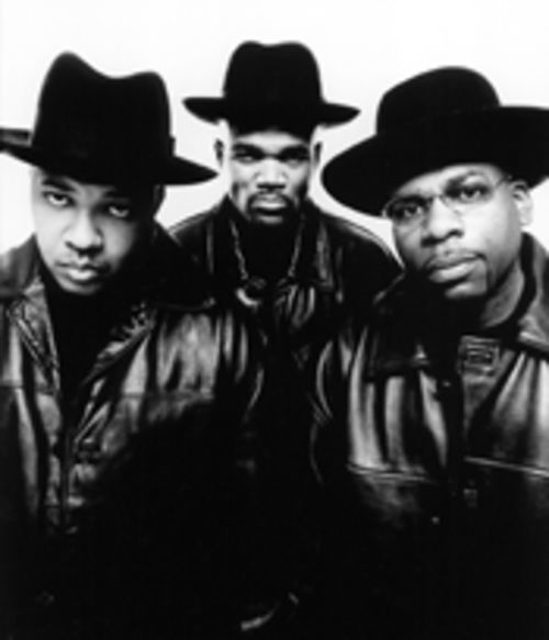 Jam Master Jay, far right, was the first superstar DJ.