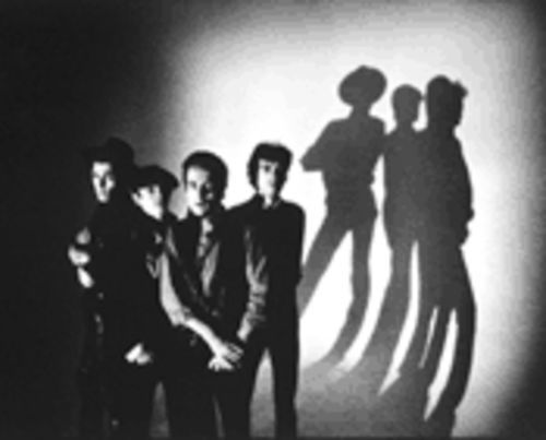 On December 22, Joe Strummer, third from left, became the first to leave the last gang in town.