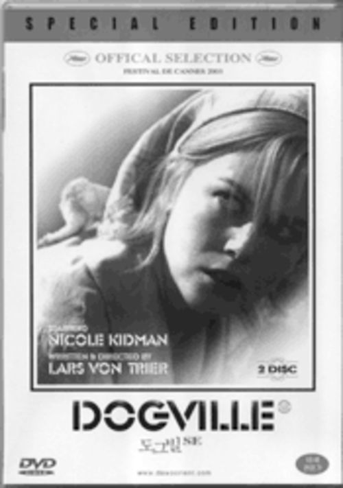 This Dogville will hunt: Legal copies of Lars von Trier's latest, which hasn't yet opened in the United States, are available from many overseas Web sites.