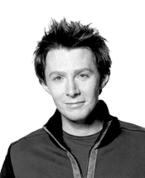 "In Clay Aiken's ""Invisible,"" the American Idol star begins innocently enough. Then he gets all Swimfan on your ass."