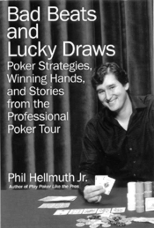 Just remember, when you buy a copy of Hellmuth's book, you're contributing to his buy-in.