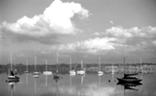 McHenry�s �Quiet Sailboats�