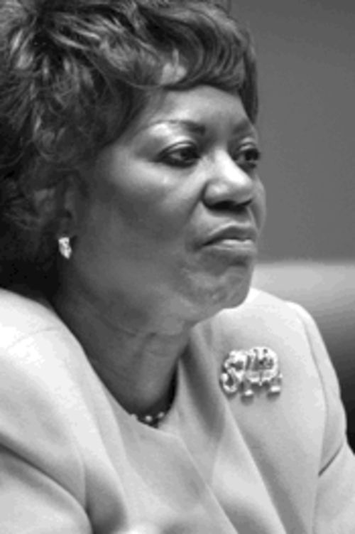 Council member Maxine Thornton-Reese is a one-woman argument for strong mayor reform.