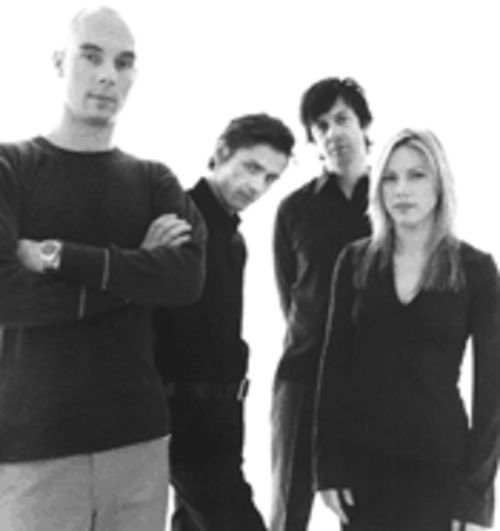 Fourteen years after front man Dean Wareham (second from left) formed the band, Luna plays its last show in Dallas on Saturday.