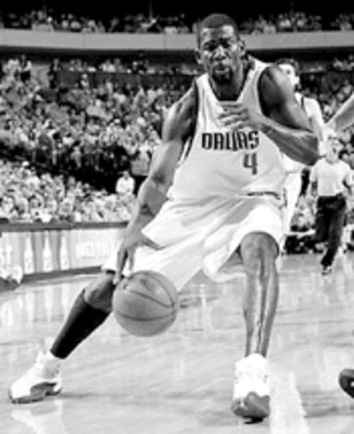 When you're hot you're hot. When you're not you're not. The Mavs  need Michael Finley to stay hot.
