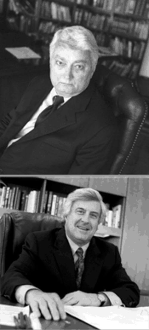 Fred Misko, top, lead lawyer for the banana workers,  and Terry Murphy, below, chief counsel for Dole, both  claim to be confident of victory in the trial that starts  next week in Dallas' 116th District Court.