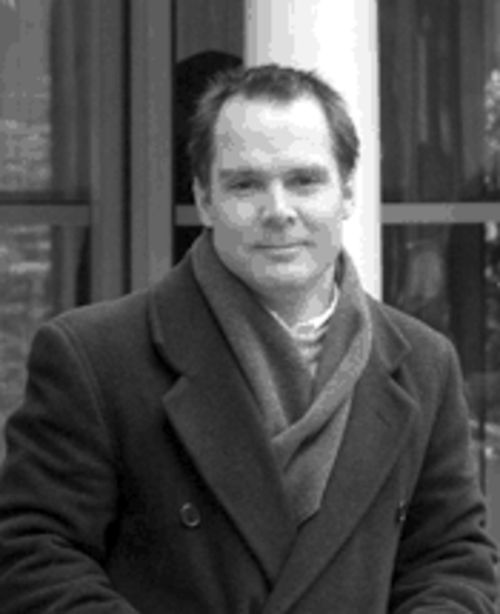 Physicist Brad Edwards