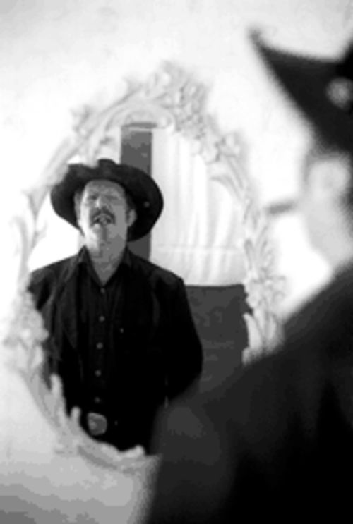 "Reflections of a Texas Jewboy: Kinky Friedman wants you to know that ""Friedman's just another word for nothing left to lose."""