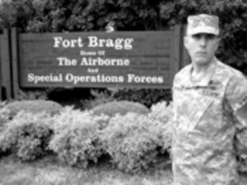 "Phil Haberman was on ""medical hold"" at Fort Bragg for more than a year."