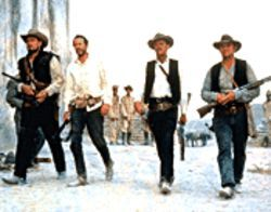 The Wild Bunch: Four outlaws you still don't want a piece of.