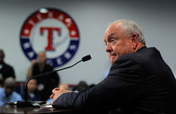 Rangers President Nolan Ryan announced last week the team will erect a statue honoring Shannon Stone, who died in a fall from the stands.