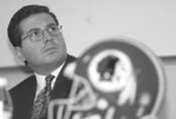Daniel Snyder is the only man who can out-Jerry Jerry Jones.