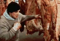 Even 30 years later, Rocky serves up fresh meat.