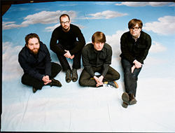 Sit, Death Cab. Sit. Good Death Cab.