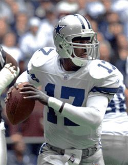 """I kick myself almost every day,"" says former Cowboys QB Quincy Carter."