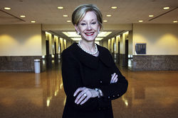 Judge Lana Myers, who presided over STAR Court for 18 months, was recently appointed to the 5th District Court of Appeals.