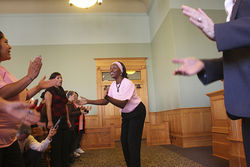 Cheryl, one of STAR Court&amp;#146;s first graduates, leads the program&amp;#146;s