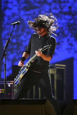Grammy? Dave Grohl don&#039;t need no stinkin&#039; Grammy&amp;mdash;though they are kinda fun.