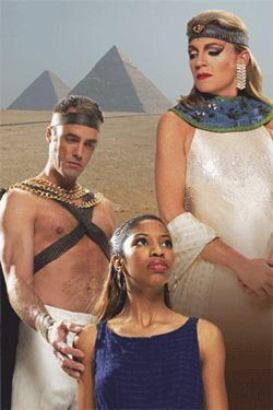 Aida--featuring Gary Floyd, Kia Dawn Fulton and Patty Breckenridge--is another of Disney's pegs in the sarcophagus of American theater.