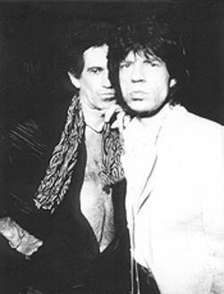 Keith Richards and Mick Jagger, 30 years after &quot;the hippie Apocalypse&quot;