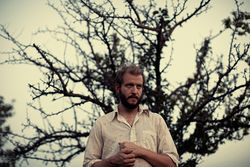 Justin Vernon keeps his eyes on the prize.