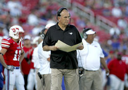 SMU football coach June Jones may be unhappy that the university&amp;#146;s academic standards have thwarted his recruiting efforts.