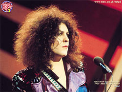 Even though he looked a bit like Sigourney Weaver, Marc Bolan is cooler than you, even in death.