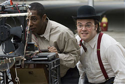 Chances are, no one will be remaking Be Kind Rewind starring Mos Def and Jack black.