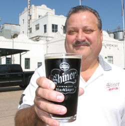 Jimmy Mauric bets you can't drink just one Bohemian Black Lager.