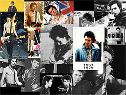 Sid Vicious is god to some, devil to others.