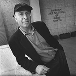 Michael Auping, curator of the Modern Art Museum in Fort Worth, initially considered turning down the Whitney&#039;s request to help curate its Biennial exhibition.
