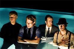When Black Tie Dynasty jumps in a pool, the band doesn't get wet; the pool gets Black Tie Dynastificated.