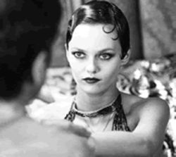 Vanessa Paradis is Girl's Sylvia Plath.