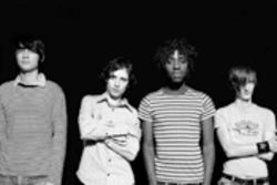 "At first, Bloc Party sounded like ""bands like Blur and Radiohead,"" says front man Kele Okereke, second from right. ""But when we started going to clubs, our whole approach changed."""