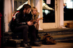 Love dies for Ryan Gosling and Michelle Williams in Blue Valentine.