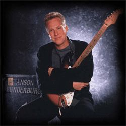 "Anson Funderburgh follows the ""less is more"" philosophy of guitar playin'."