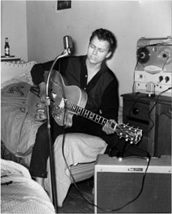 Ric Kangas, using the same instruments and equipment on which he made the Dylan tape in 1959