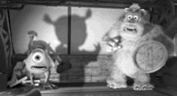 When Mikey met Sully: Crystal and Goodman give good voice to great Monsters.
