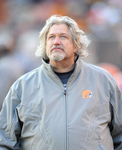 New Cowboys defensive coordinator Rob Ryan in one of his more pensive moments.